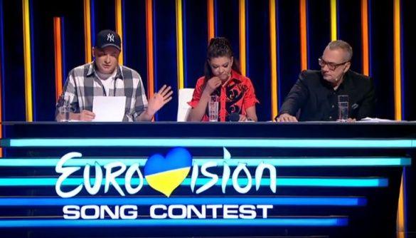 Журі нацвідбору Євробачення