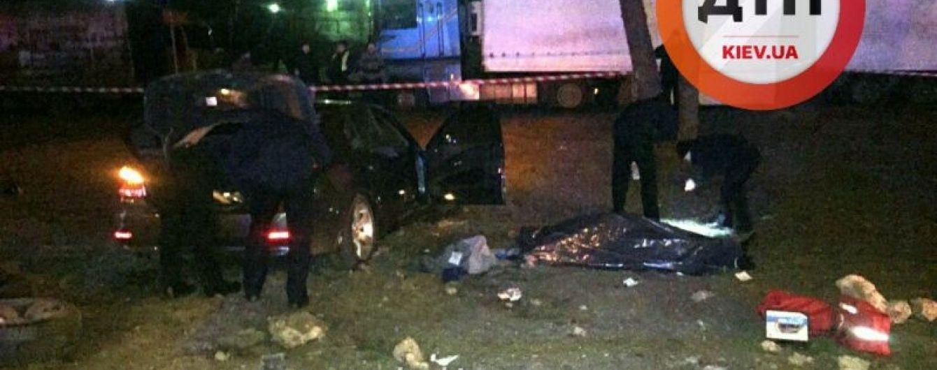 У поліції оприлюднили деталі нічної погоні Києвом зі стріляниною
