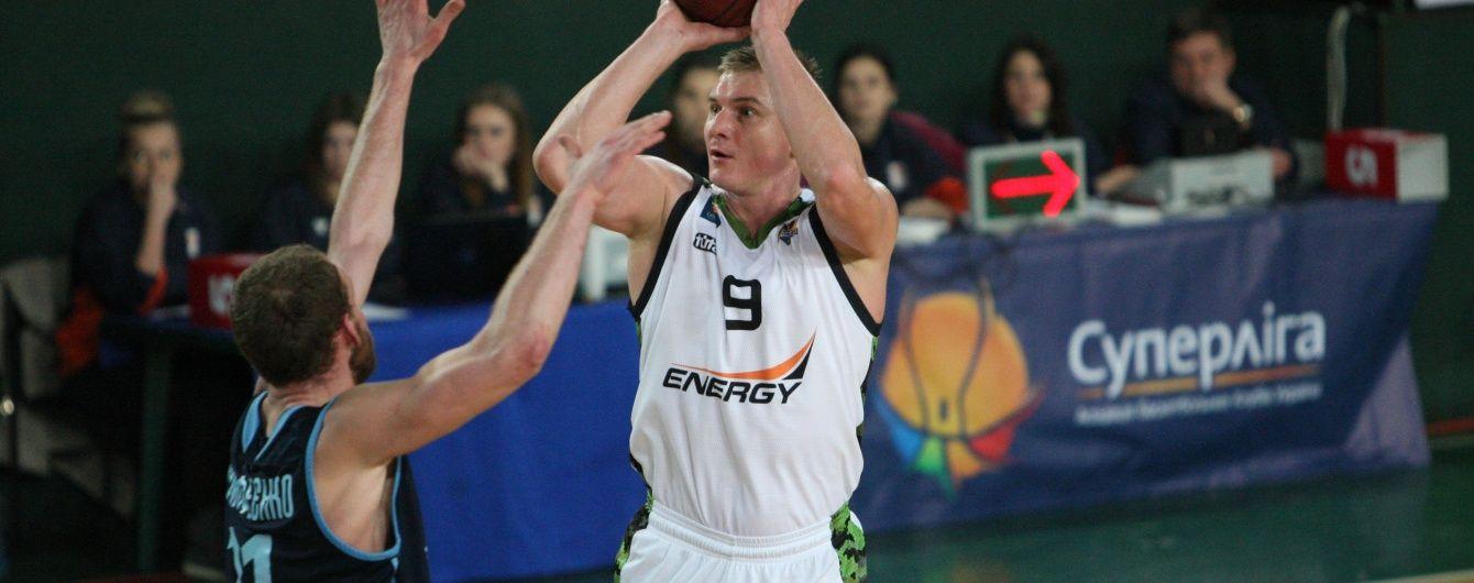 Україна отримала місце у кваліфікації баскетбольної Ліги чемпіонів