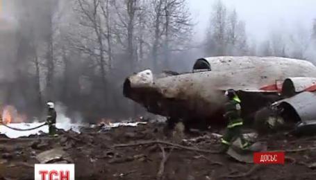 Польша проведет новое расследование авиакатастрофы под Смоленском