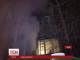 У Львові з пожежі в багатоповерховому будинку були врятовані 22 людини