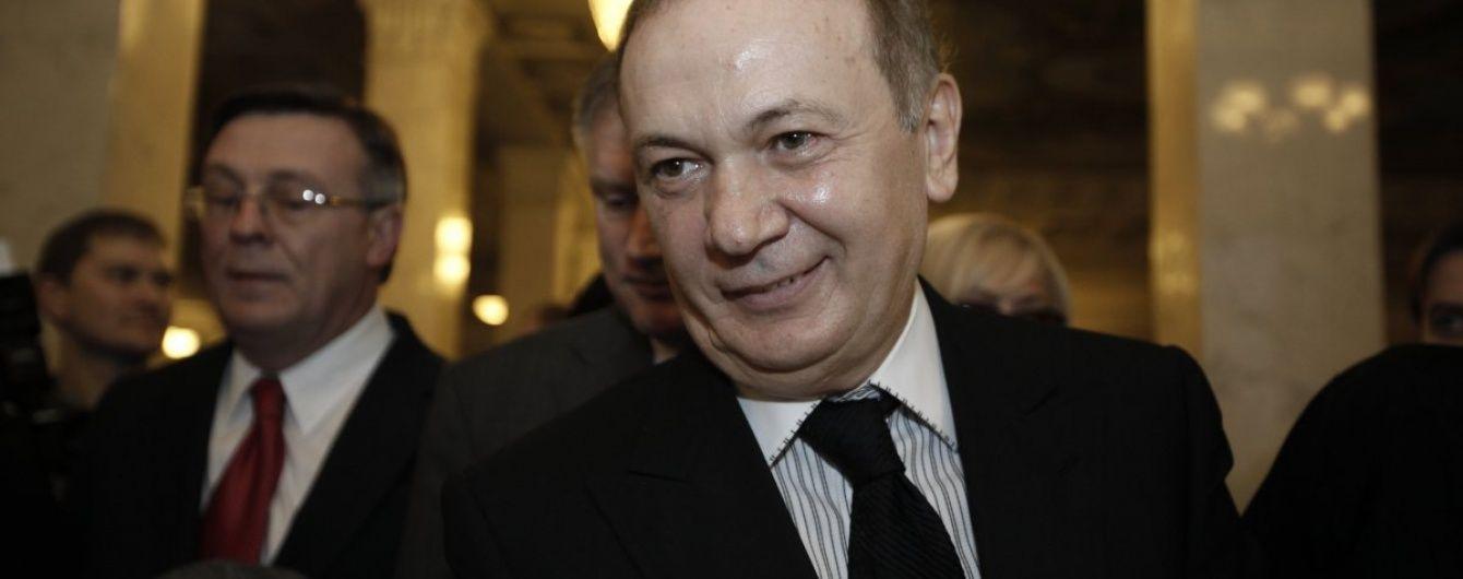 Одіозний суддя скасував розшук Юри Єнакієвського - нардеп