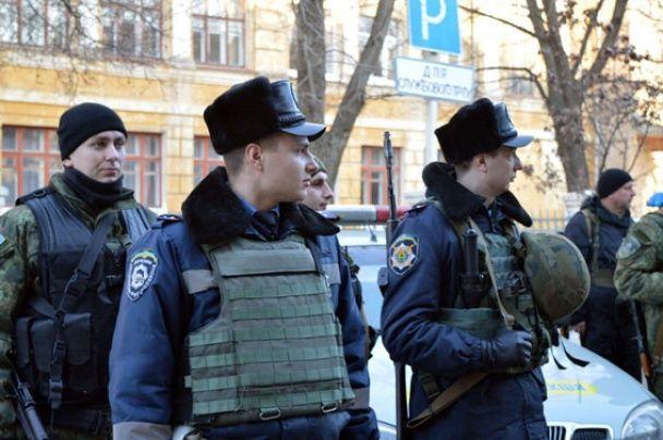 На вулиці Краматорська і Слов'янська виїхали перші поліцейські патрулі
