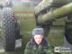 Бойовики тримають заборонену військову техніку поблизу лікарні в Тельмановому