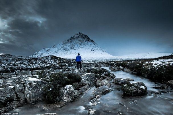 Британський фотограф показав вражаючу красу диких шотландських пейзажів
