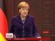 Ангела Меркель нажахана російськими бомбуваннями Сирії