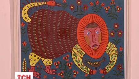 В Киеве открывается выставка работ Марии Примаченко