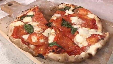 Рецепт пиццы от Руслана Сеничкина