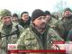 Голодні та немиті бійці 53 окремої механізованої бригади рушили пішки до Миколаєва