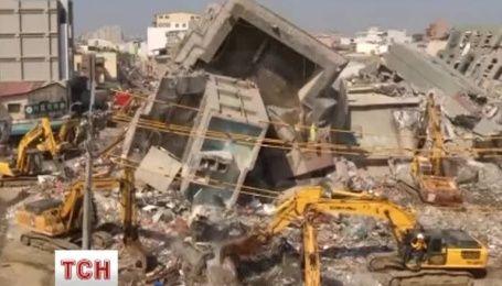 На Тайване арестовали застройщика многоэтажки, рухнувшей во время землетрясения