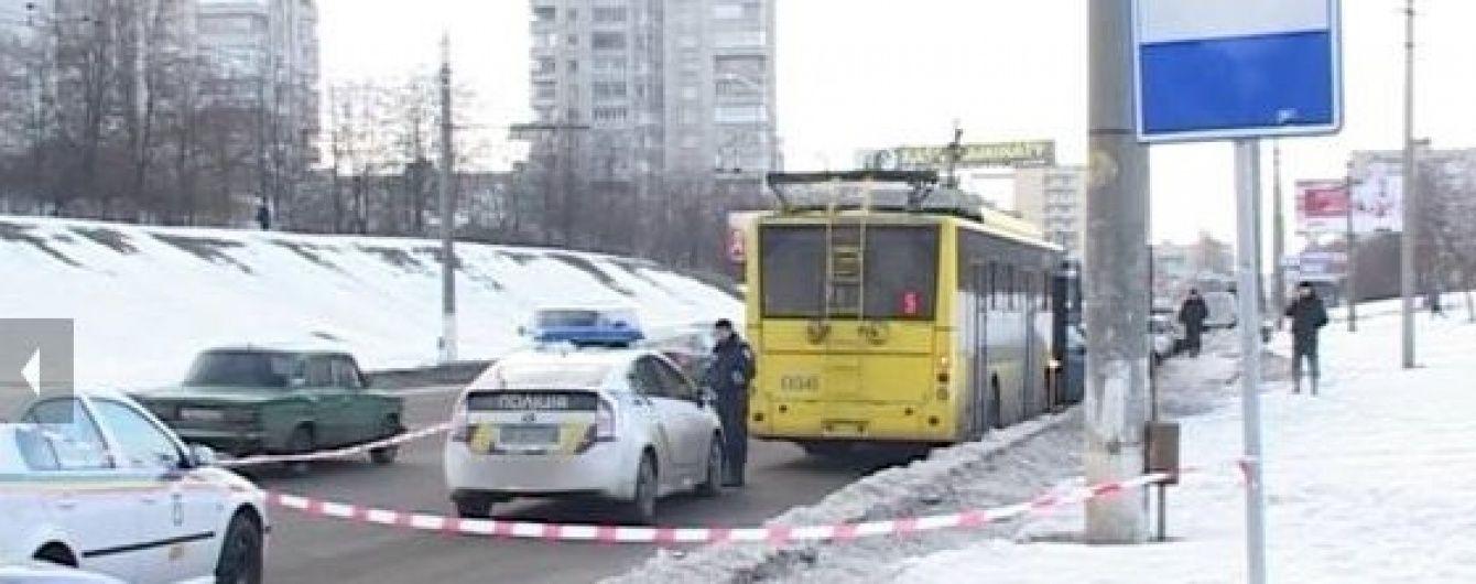 У Сумах тролейбус розчавив 17-річну дівчину