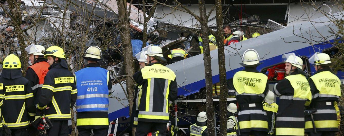 У Німеччині встановили причину зіткнення потягів у Баварії
