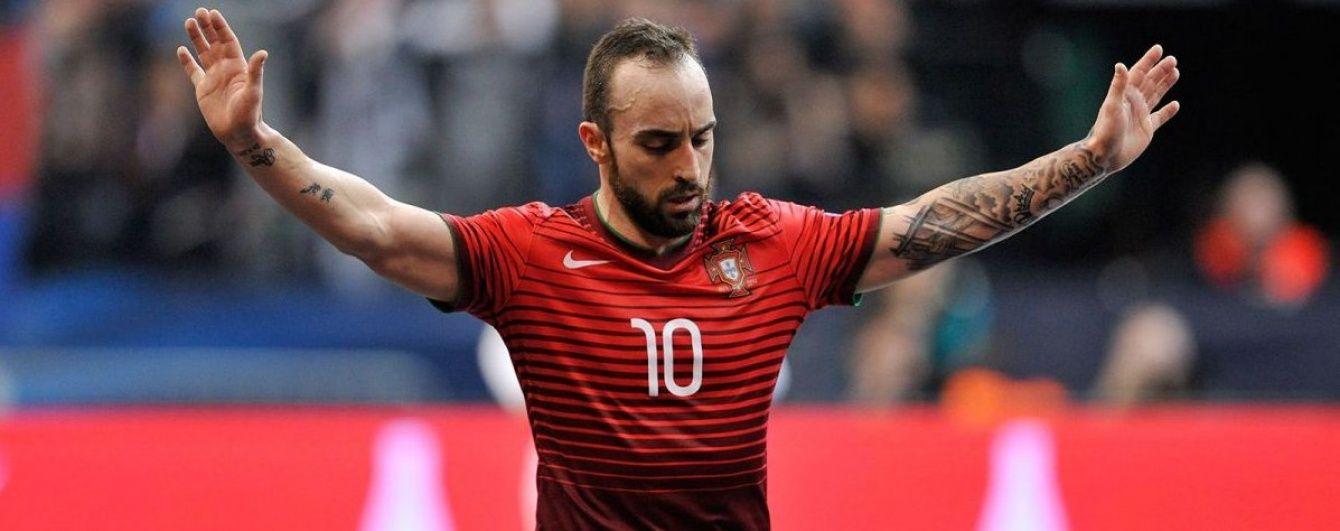 Португалець Рікардіньо створив ще один шедевр на футзальному Євро-2016