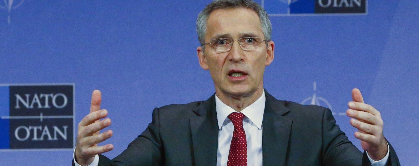 У НАТО заявили, що мають політичний діалог із Росією