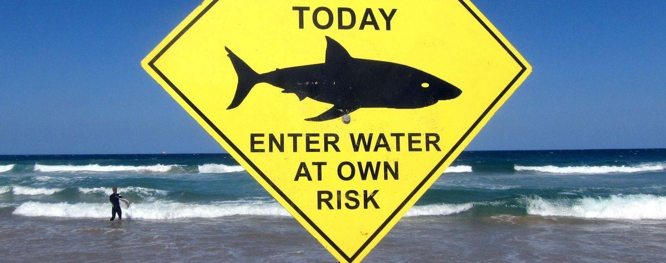 Акула відкусила ногу серферу в Австралії