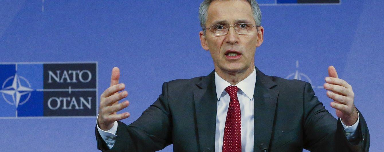 Столтенберг очікує переломних рішень на саміті НАТО