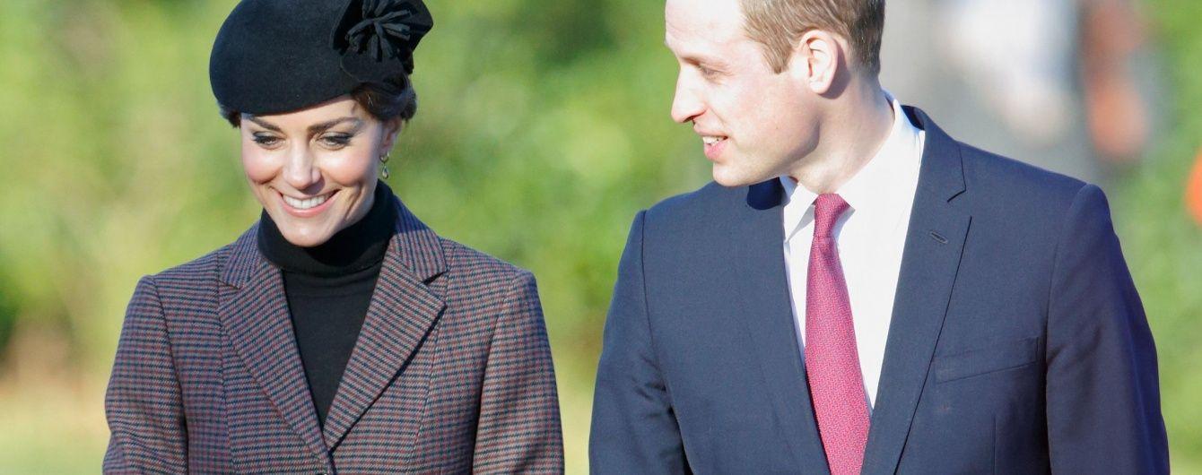 Принц Вільям сходив на побачення з герцогинею Кетрін