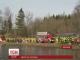 Близько 700 осіб беруть участь в рятувальній операції на місці катастрофи в Баварії