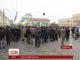 Чотири години був заблокований центр Кіровограда бійцями АТО та родичами загиблих вояків