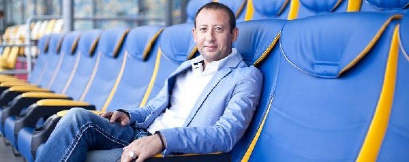 Президентом Прем'єр-ліги став чиновник Федерації футболу