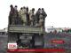Військових 53 бригади відвезли до лазні