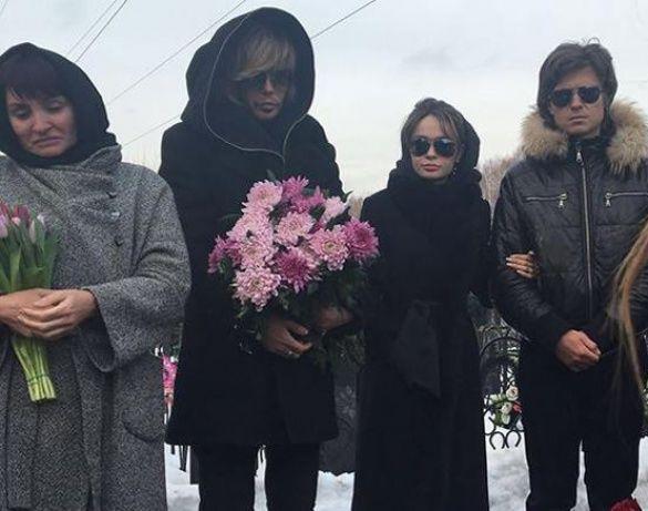 Тіма Брик похорон
