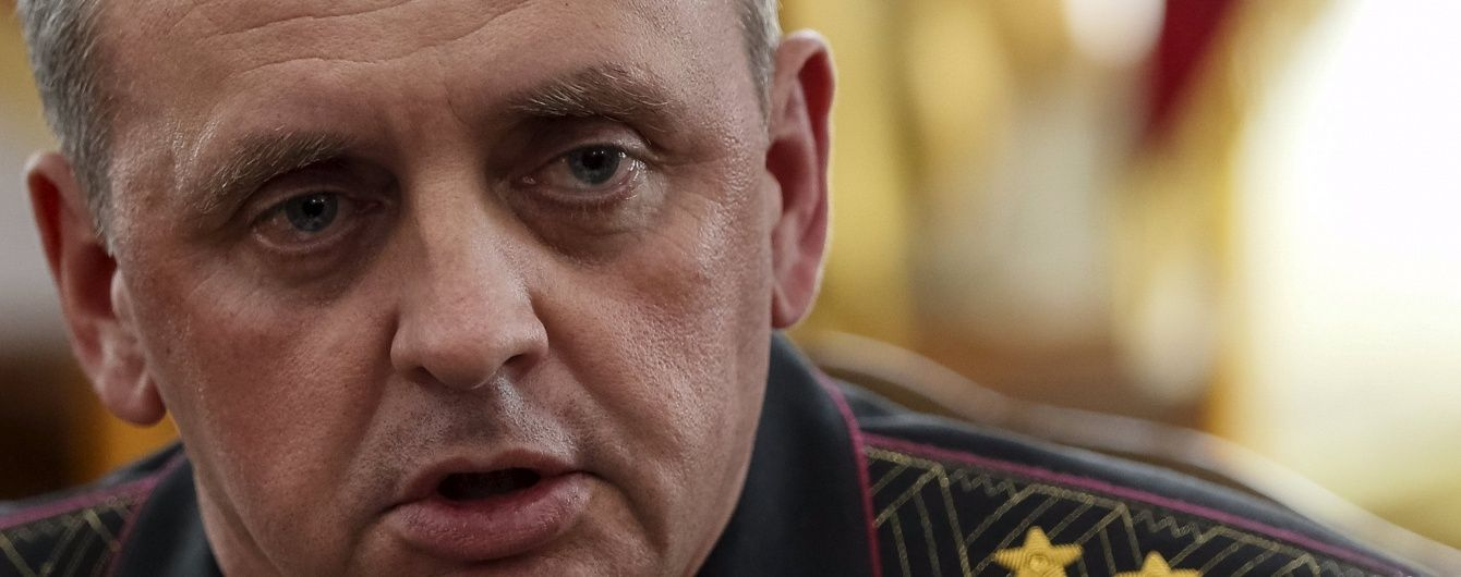 """Муженко підбив підсумки спілкування з бунтівниками на полігоні """"Широкий Лан"""""""