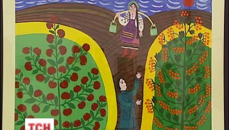 Натовпи глядачів прийшли подивитися на картини Марії Примаченко