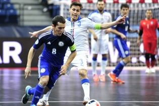 Визначилися півфіналісти футзального Євро-2016