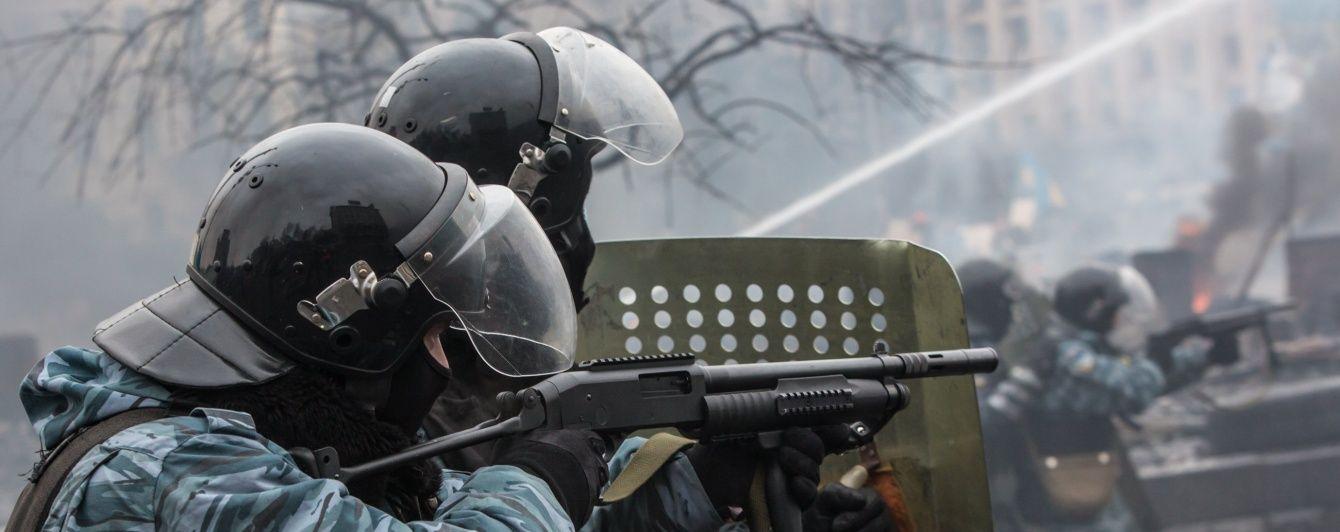 У суді показали нове відео, на якому беркутівці розстрілюють активістів Майдану