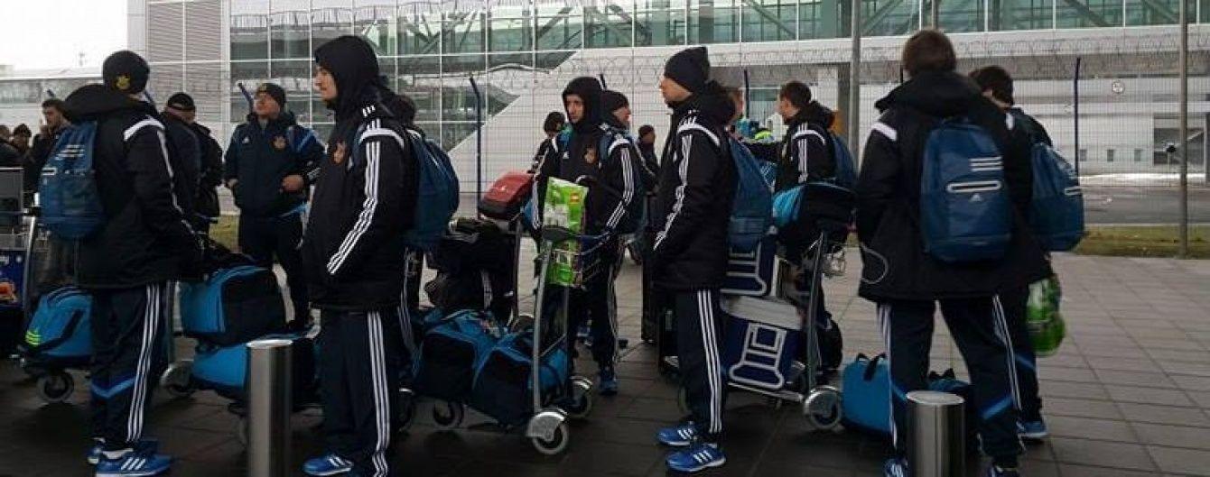 Футзальна збірна України повернулася додому і чекає суперника по плей-оф ЧС-2016