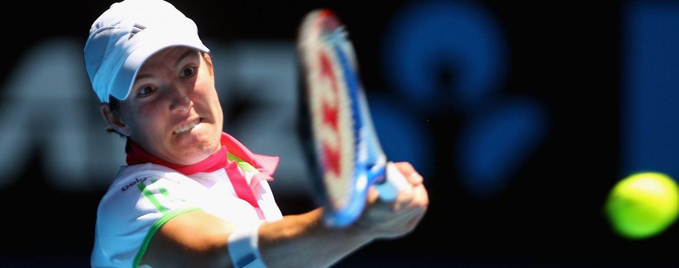 Українська тенісистка Світоліна працюватиме з легендарною Жустін Енен
