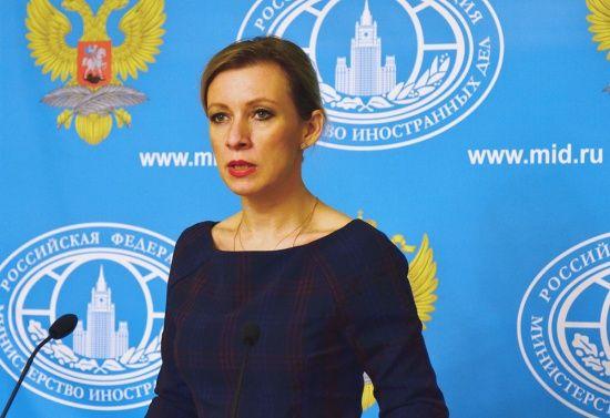 """У російському МЗС ультиматум Терези Мей назвали """"цирковим шоу"""""""