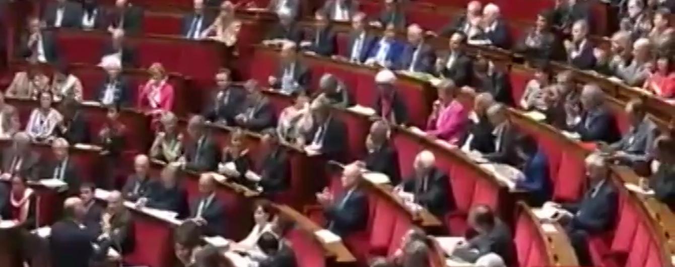 Парламент Франції дозволив позбавляти громадянства за тероризм