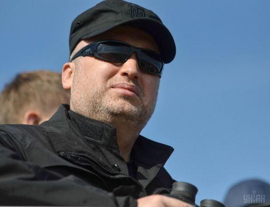 Турчинов розповів, чому під час анексії Криму збрехав про наявність в України сильної армії