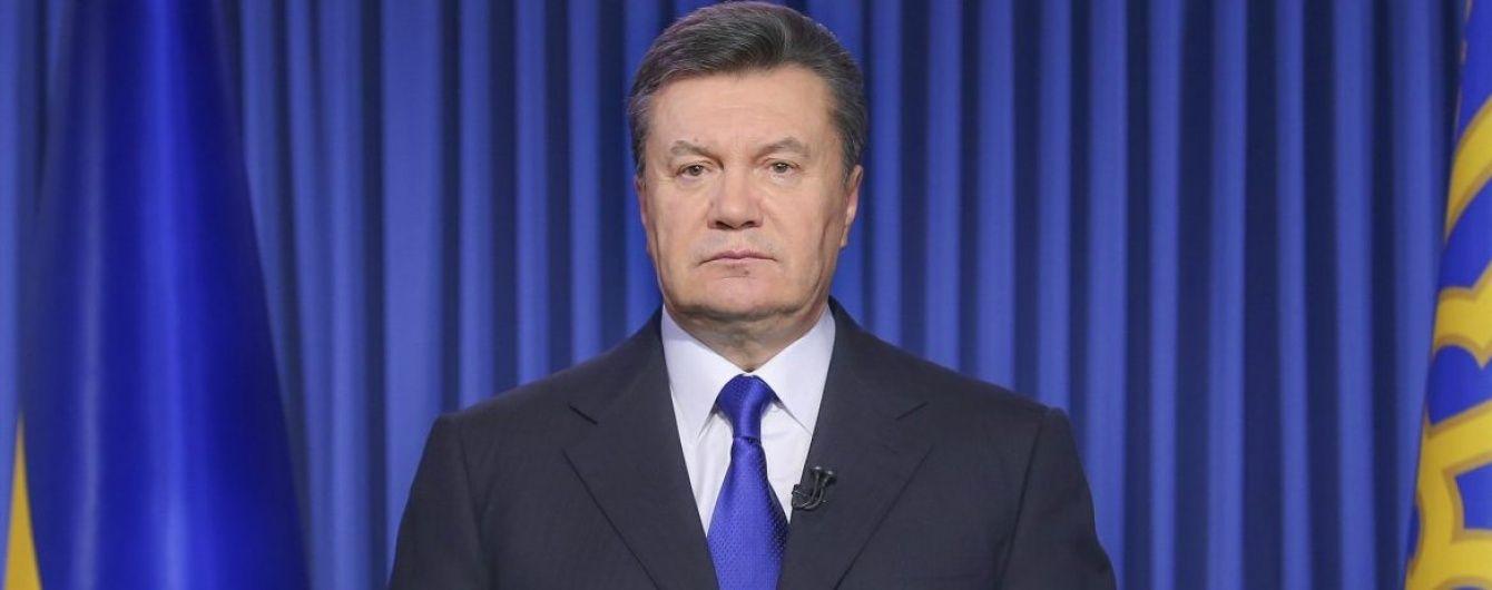 У ГПУ повідомили, що інформація про політичний притулок Януковича в РФ є неофіційною