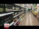 У російських супермаркетах продають напої та їжу в кредит