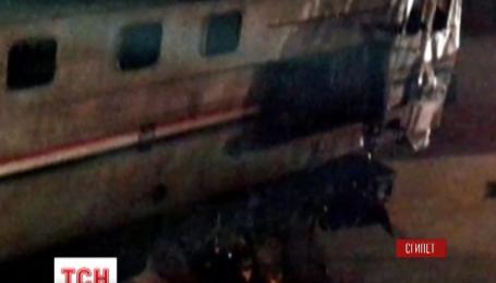 У Єгипті сталася катастрофа на залізниці