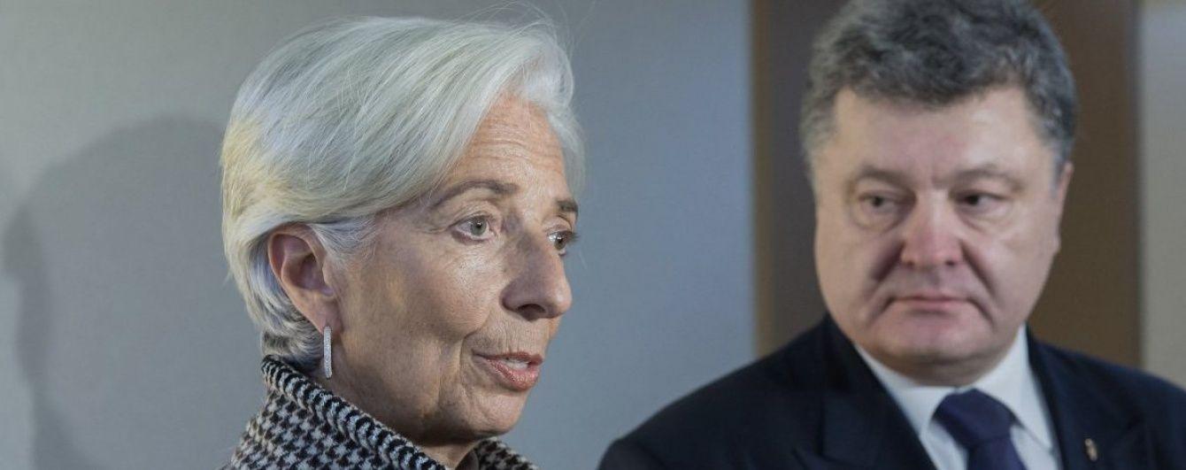Погрозлива заява МВФ змусила українську владу сполошитися й пообіцяти вибудувати графік реформ
