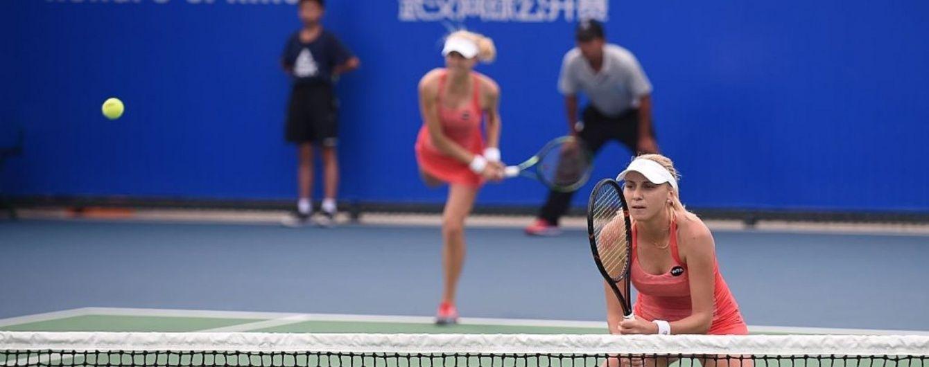 Сестри Кіченок пробилися до півфіналу парного турніру в Тайвані