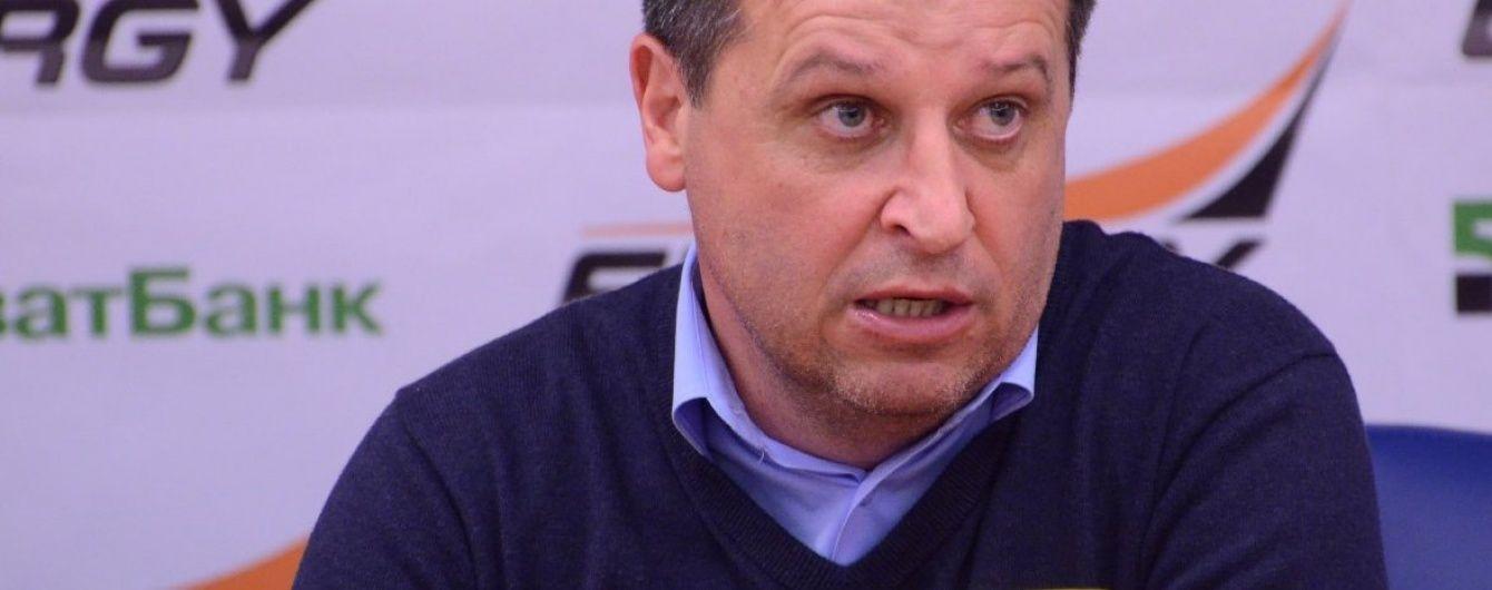 """Тренер """"Зорі"""" Вернидуб схвалив переїзд Пилявського до Росії"""