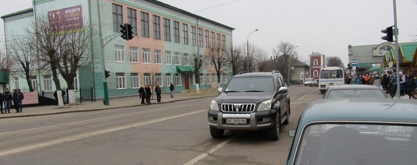 На Волині поліцейські перервали сесію міськради, аби оштрафувати депутатів