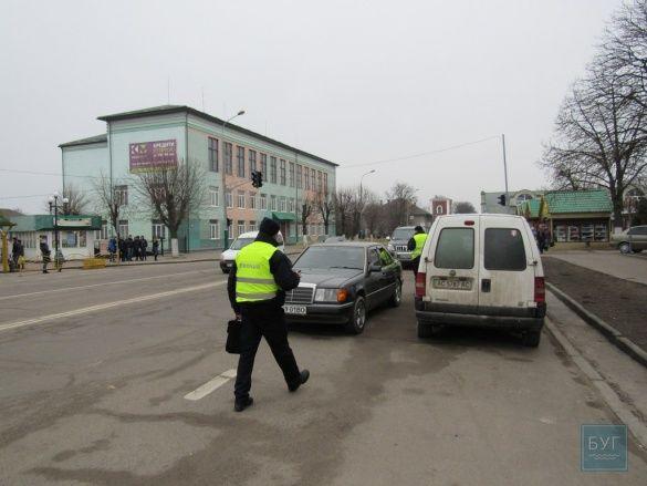 У Луцьку поліцейські оштрафували депутатів