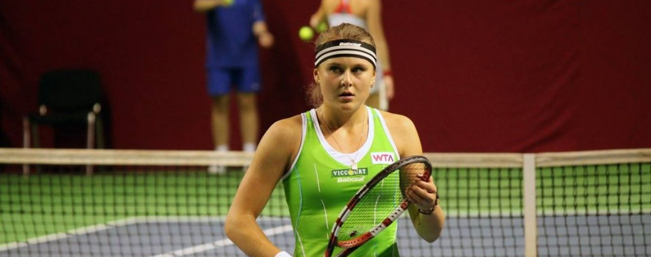 Українська тенісистка розправилася з іменитою росіянкою на турнірі в Санкт-Петербурзі