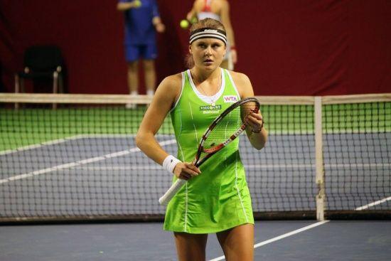 Українська тенісистка Козлова пробилася до чвертьфіналу турніру в Бостаді