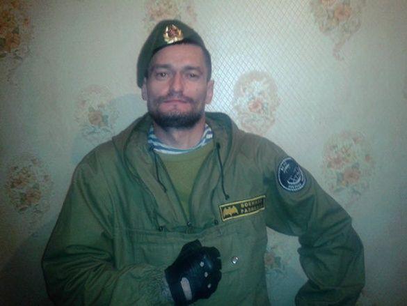 Олександр Нелюбін, росіянин-найманець