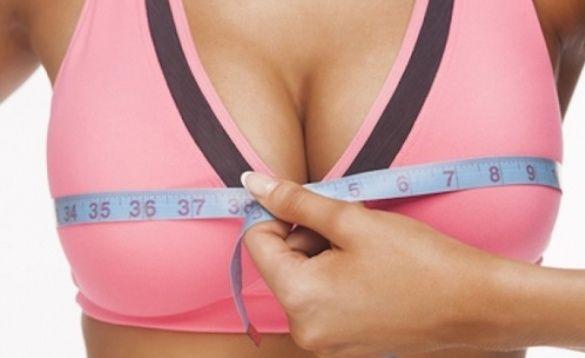 Уменьшение грудей