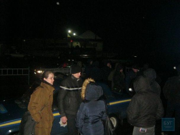 Блокування митників та погрози стріляти: на Волині люди протестували проти затримання бійців АТО