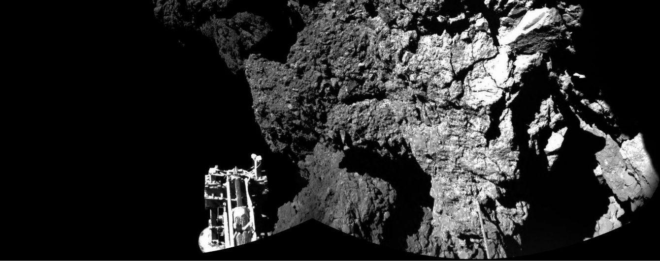 """Науковці """"попрощалися"""" із модулем комети, яку відкрили українські вчені"""