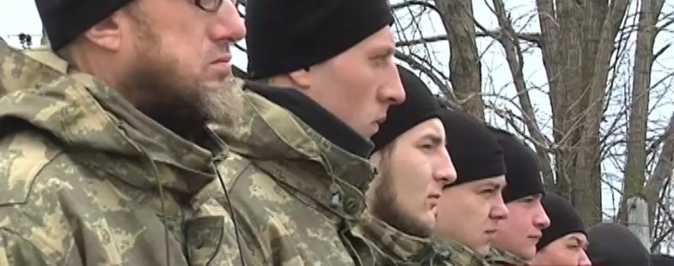 """Стало відомо, коли почне працювати """"кримськотатарський батальйон"""""""